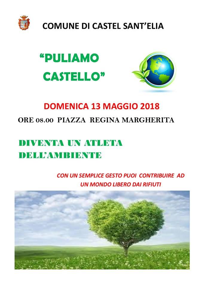 PULIAMO CASTELLO