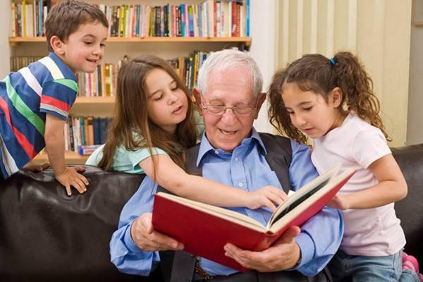 Le letture della nonna