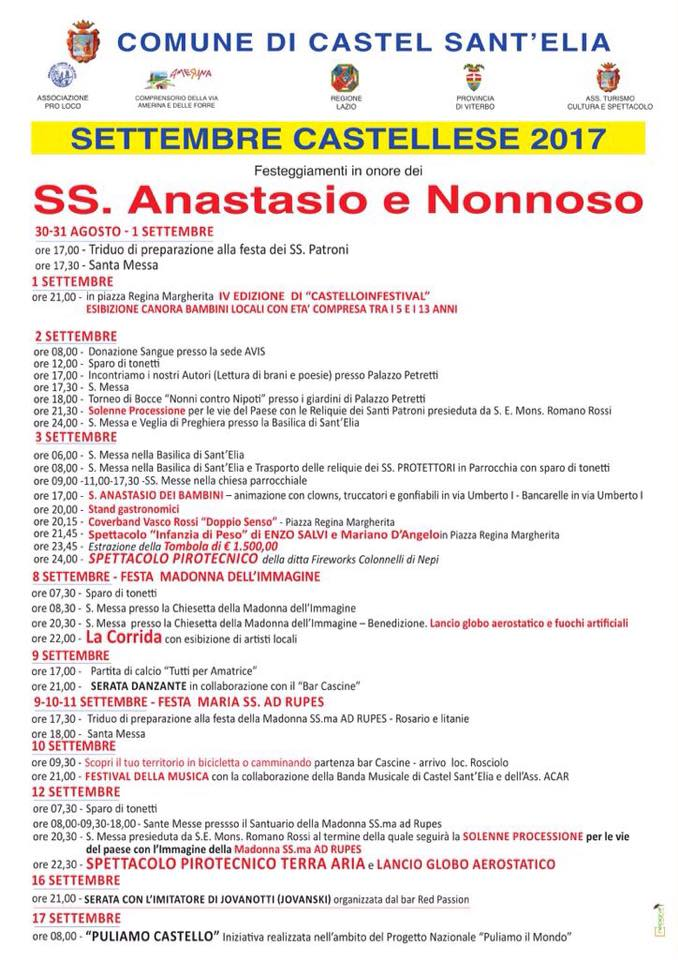 Settembre Castellese