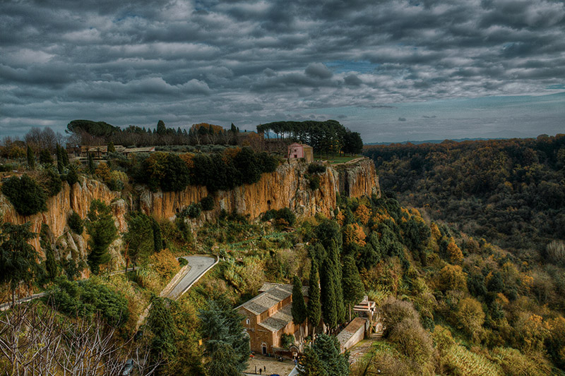 Ricettività a Castel Sant'Elia