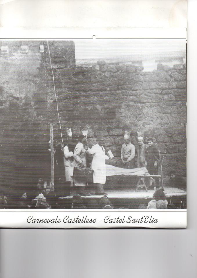 TRADIZIONI CASTELLESI - CARNEVALE