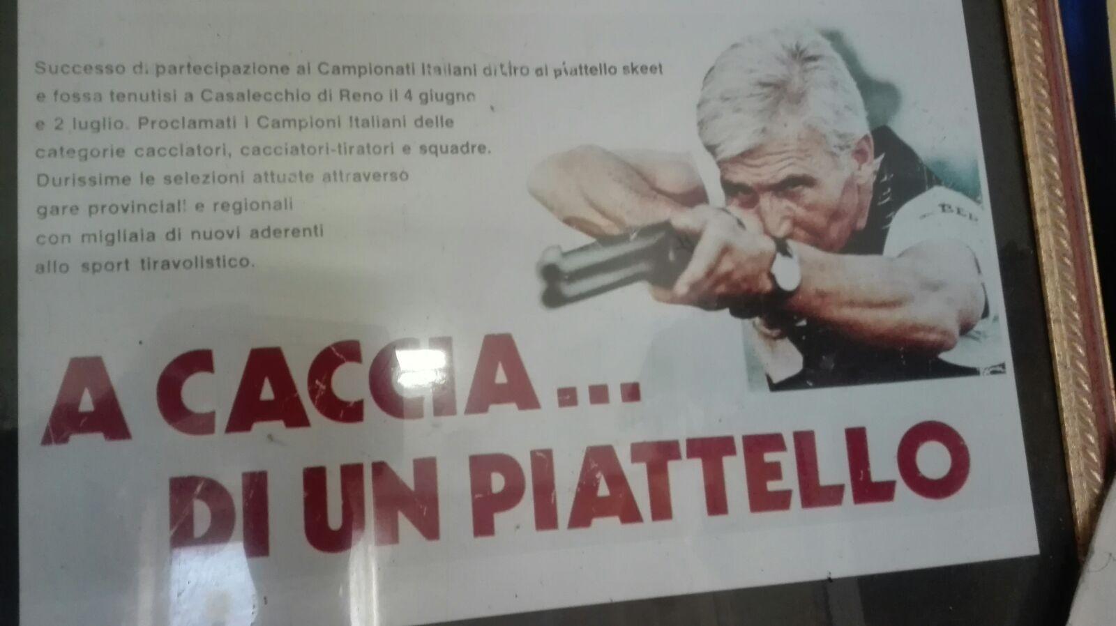 Sezione Enalcaccia p.t Castel Sant'Elia